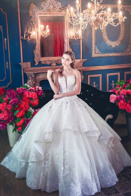 Princess Ball Bridal Gowns