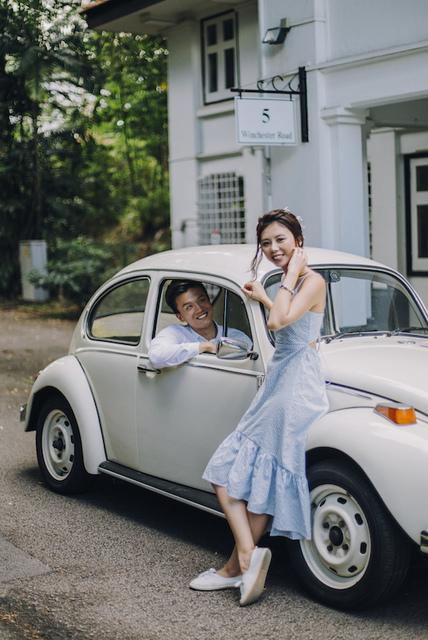 Yong & Ashley