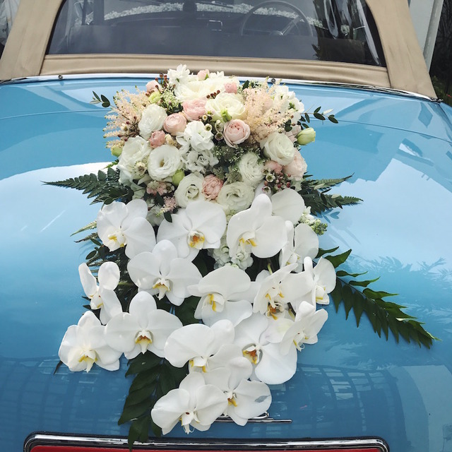 Bridal Car Decorations
