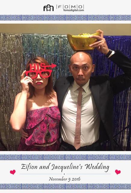 Eifion & Jacqueline