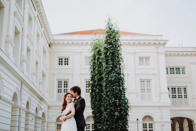 Benjamin & Yvonne