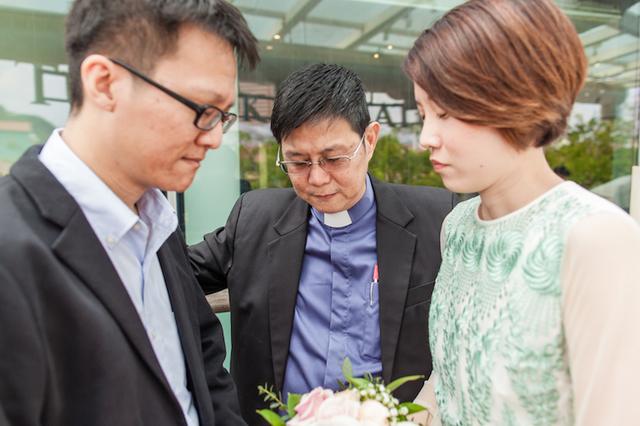 David & Huiqi