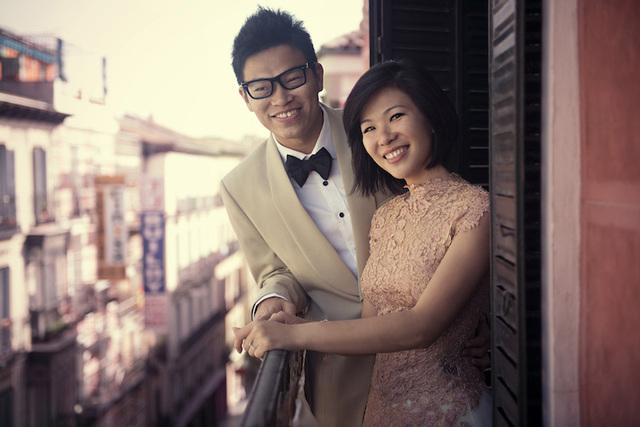 Kenny & Qiao