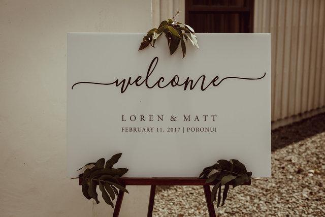 Matt & Loren