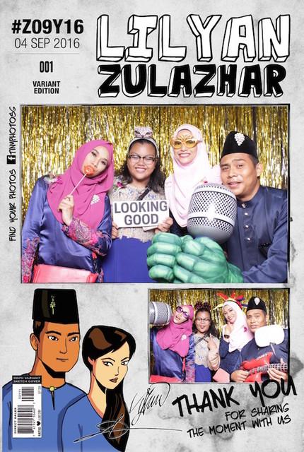 Zulazhar & Lilyan