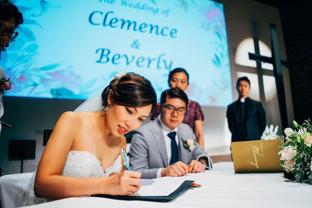 Clement & Beverly