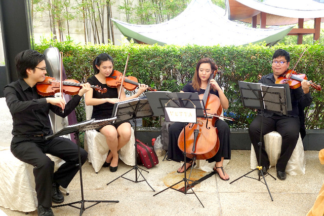 String Quartet for Wedding
