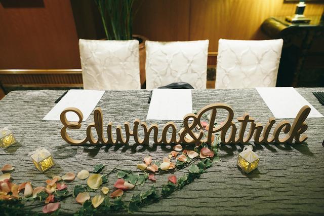 Patrick & Edwina
