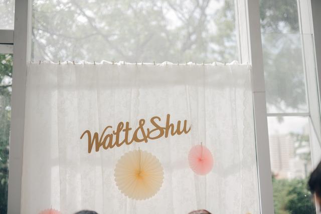 Walter & Shu Wen