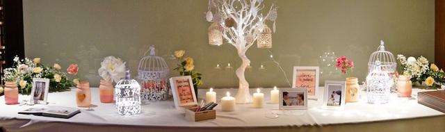 A Pastel Wedding