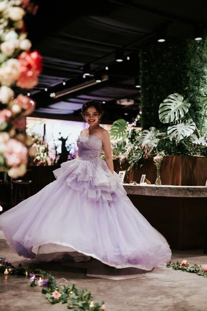 Bridal Photoshoot with Lourve Bridal at Picnic