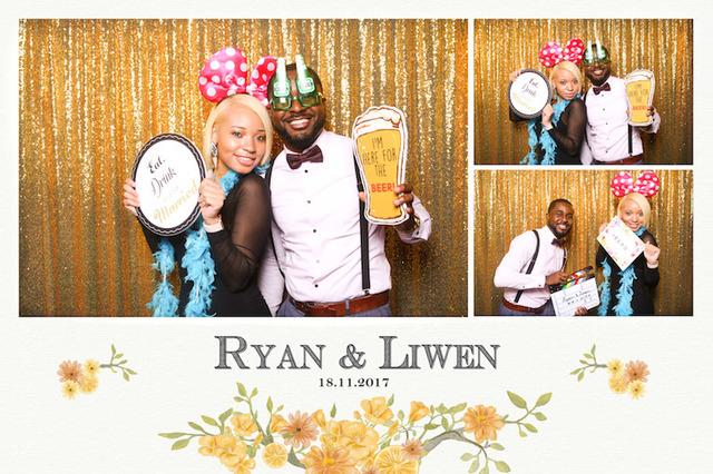 Ryan & Liwen