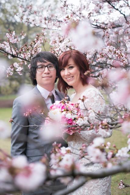 Tokyo Sakura Wedding