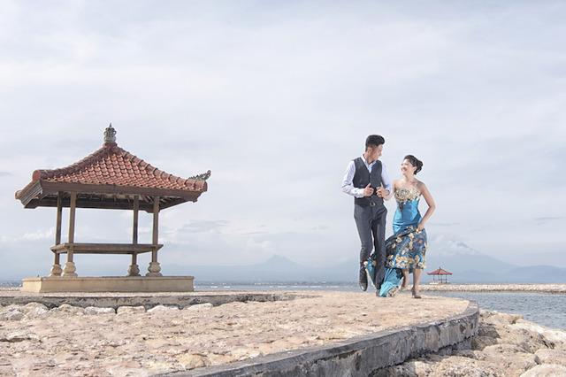 Wenjie & Pei Qi