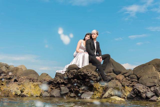 Ian & Kai Di