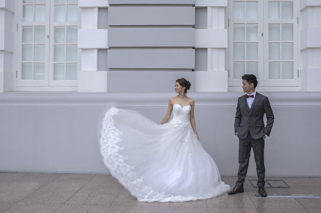 Mingwei & Wanzhen (I)