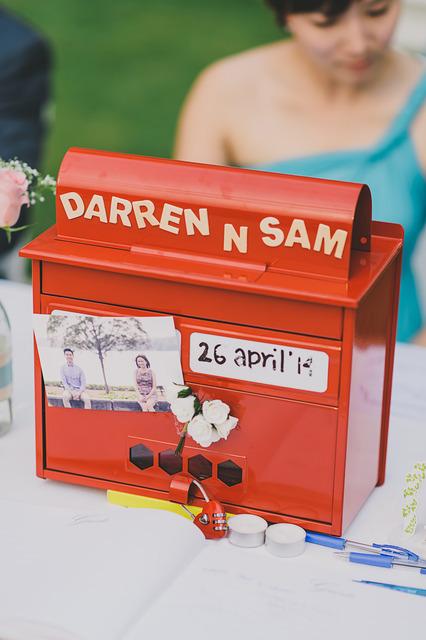 Darren & Samantha