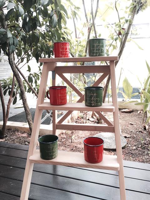 Customized Enamel Cups