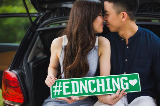 Edwin & Wan Ching