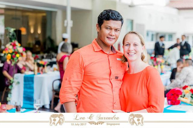 Lea & Surendra