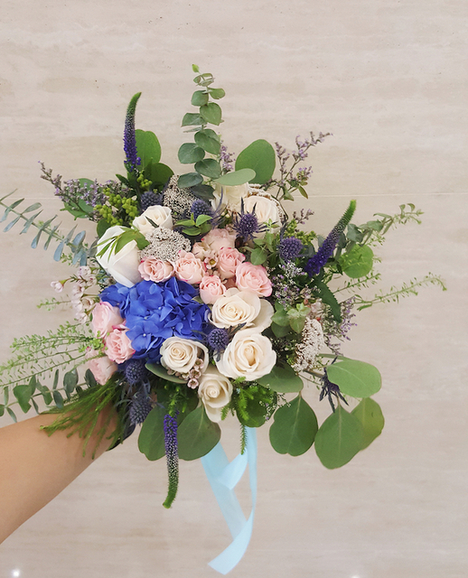 Bloomeys bridal bouquet 6