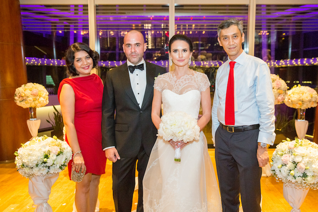 Weddings at Zafferano