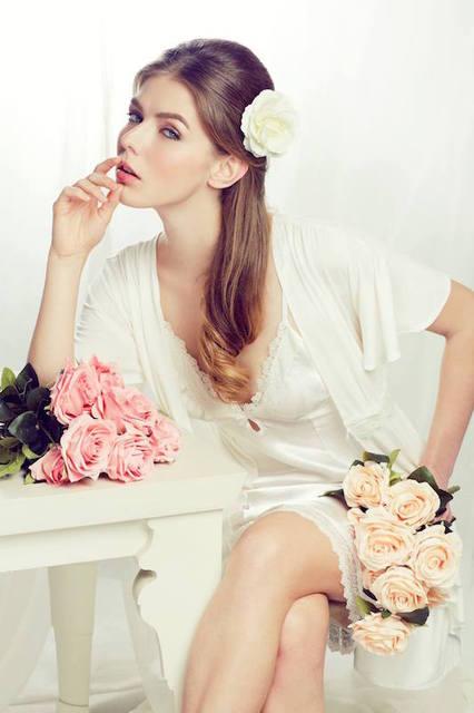 Bridal Boudoir Styled Shoot
