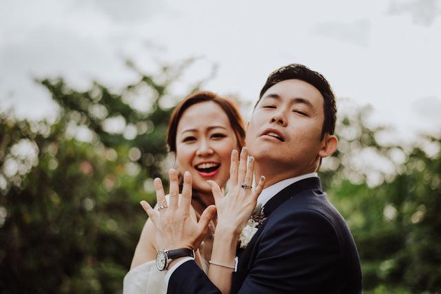 Yi Jin & Ginny (II)