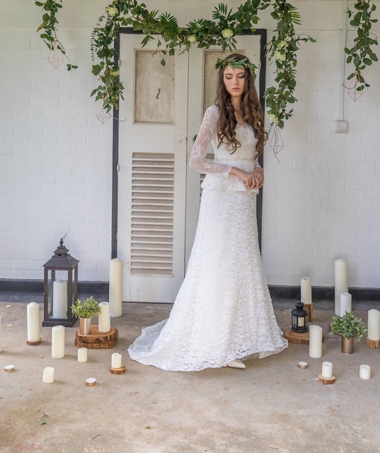 Vintage Glam - Le Seine Bridal Boutique | Hitcheed