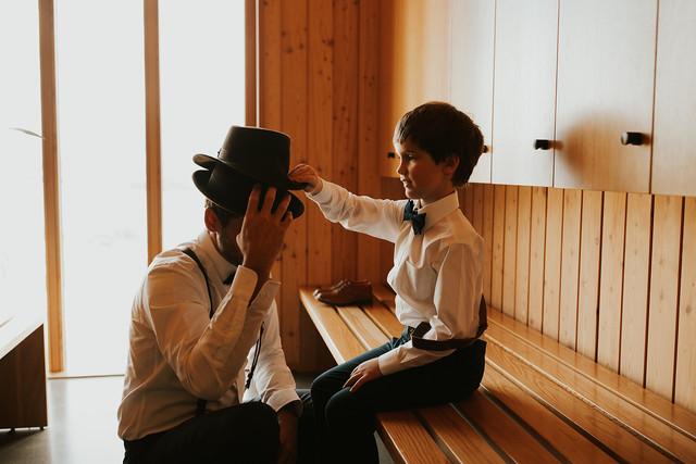 Anna + Damian