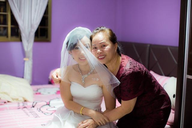 Changye & Michelle