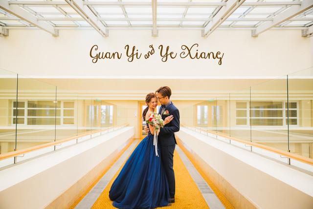 Yexiang & Gwen -- Actual Day