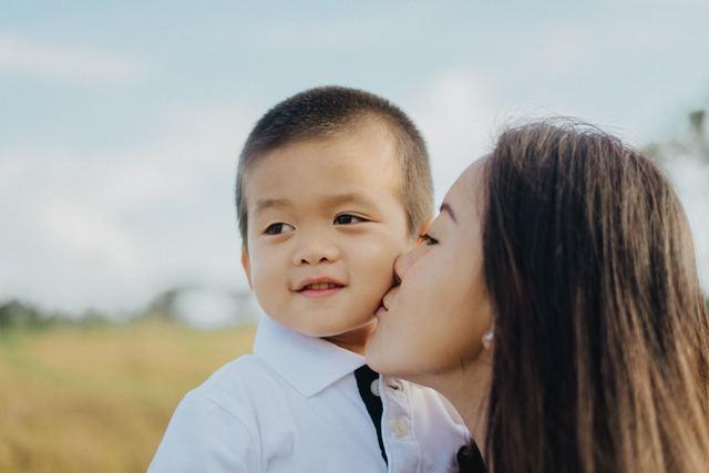 Sally Leung's Family