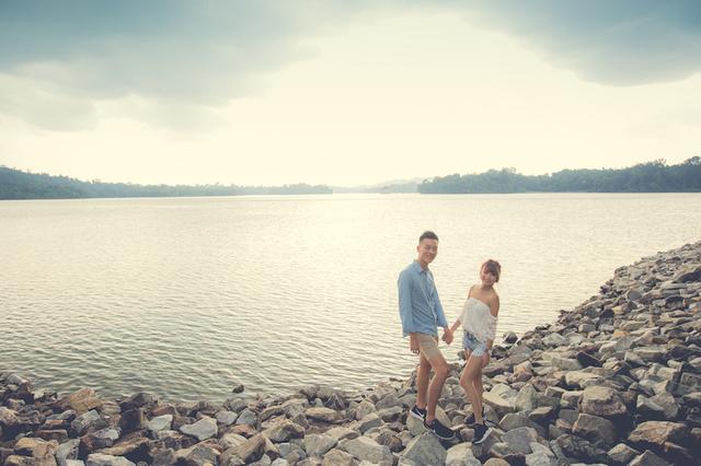 Nigel & Madeline