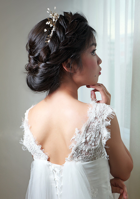 Bridal Makeup & Hairstyling