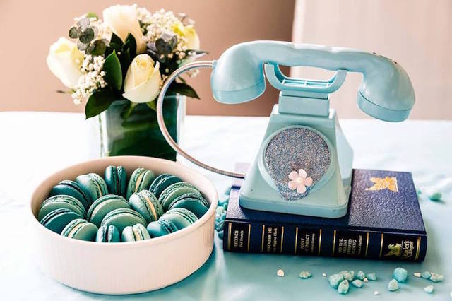 Tiffany Blue Theme