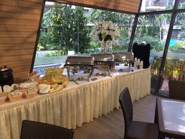 Wedding Tea & Buffet Reception
