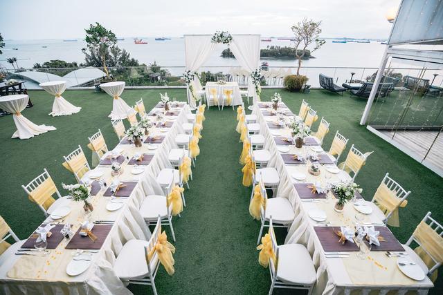 Wedding Sit-Down Buffet (Western)