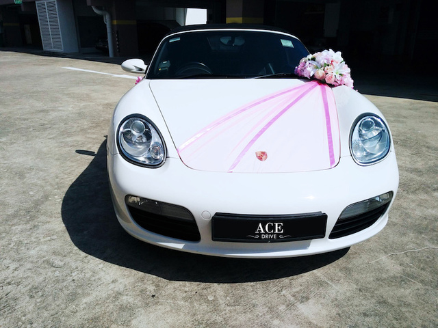 Wedding Car Rental