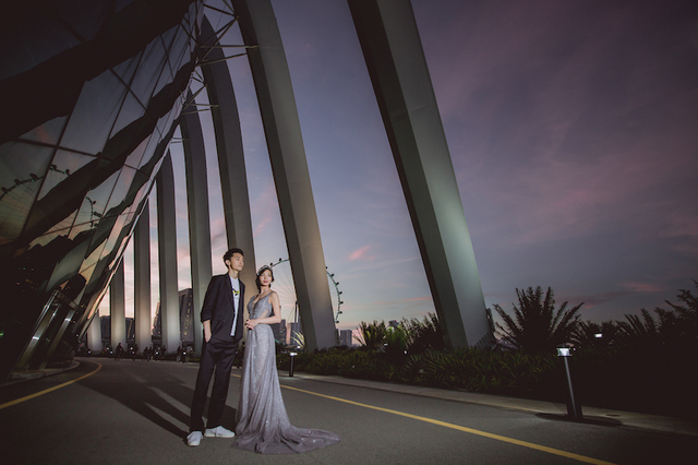 Pre-Wedding (Singapore) I