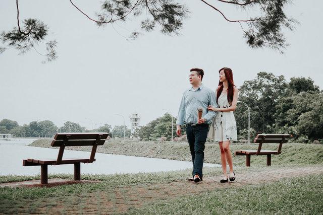 Chee Wee & Hui Shing
