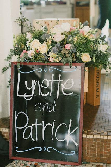 Patrick & Lynette