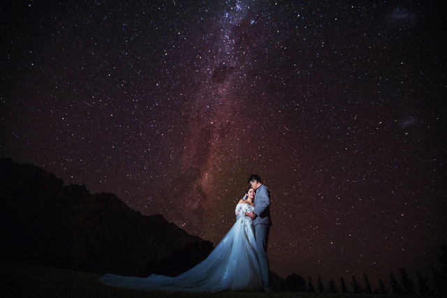 New Zealand Pre-wedding