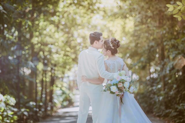 Pre-Wedding (Singapore) III