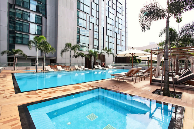 Oasia Hotel Novena, Singapore