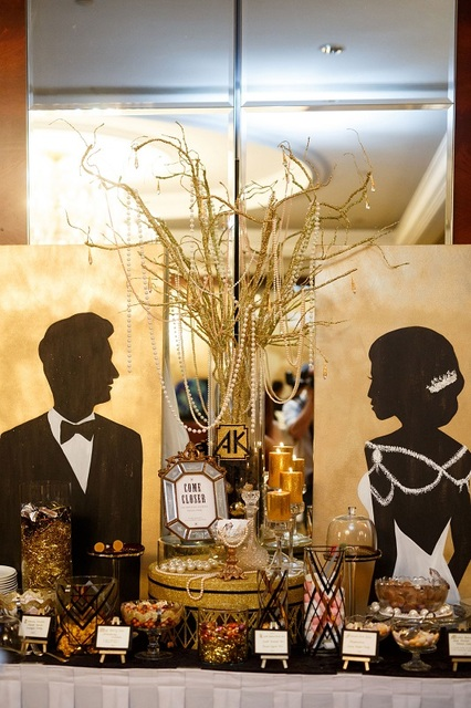 The Great Gatsby Candy Bar