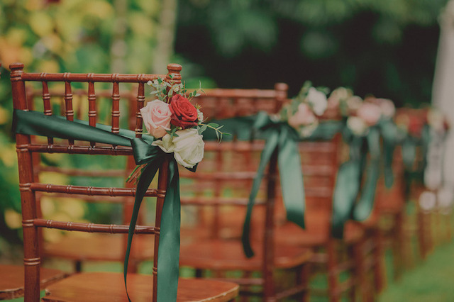 Photo 36 hong ray photography garden wedding rom inside the knot