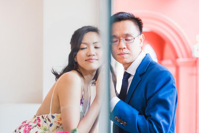 Zhihan & Khloie Prebridal