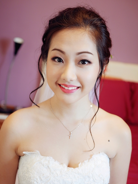 Bridal Makeup (II)