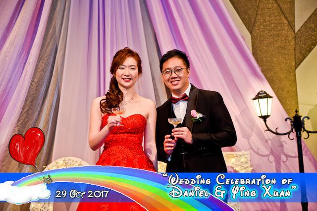 Daniel & Ying Xuan